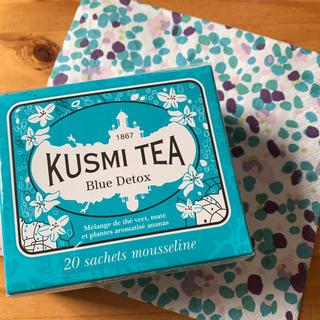 クスミティー(KUSUMI TEA)「ブルーデトックス(blue detox)」(茶)
