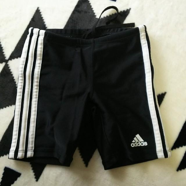 adidas(アディダス)のアディダス 水着 キッズ/ベビー/マタニティのキッズ服 男の子用(90cm~)(水着)の商品写真
