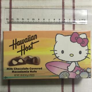 ハローキティ(ハローキティ)のハローキティ マカダミアナッツチョコレート(菓子/デザート)
