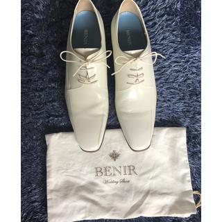 BENIR ベニル ウェディングシューズ メンズ 27.5cm(その他)