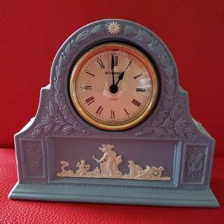 ウェッジウッド(WEDGWOOD)のWEDGEWOOD 置時計(置時計)