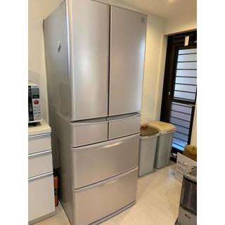 シャープ(SHARP)のSHARP 冷蔵庫 440L(冷蔵庫)