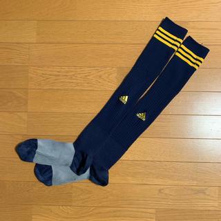 アディダス(adidas)のアディダス ラグビーソックス 26-27cm 中古品(ラグビー)