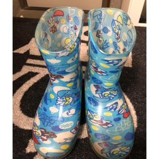 ウルトラマン 長靴 キッズ 19センチ(長靴/レインシューズ)