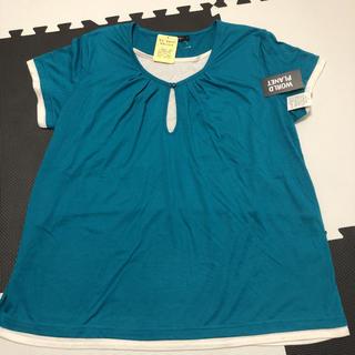 大きいサイズ マタニティ Tシャツ 3L(マタニティトップス)