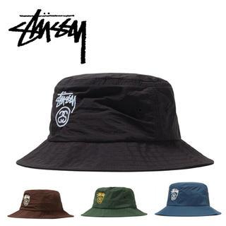 ステューシー(STUSSY)のストューシー STUSSY  ハット 帽子(ハット)