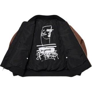 シュプリーム(Supreme)のsupreme Jean Paul Gaultier MA-1 Mサイズ!(ブルゾン)