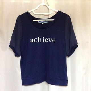 ジエンポリアム(THE EMPORIUM)の【新品同様】ロゴT(Tシャツ(半袖/袖なし))