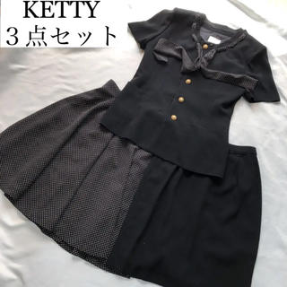 df73dee4dfc4e ケティ(ketty)のketty スーツセット Mサイズ 美品 春夏レディーススーツ