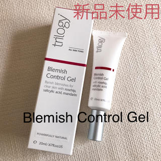 トリロジー(trilogy)のtrilogy:Blemish Control Gel(その他)