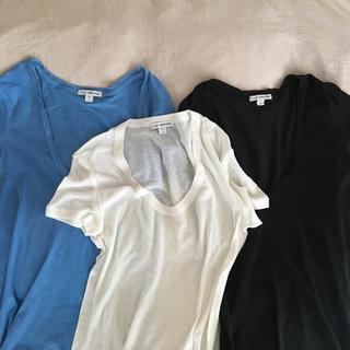 ジェームスパース(JAMES PERSE)のジェームスパース  定番型Tシャツ 3枚セット(Tシャツ(半袖/袖なし))