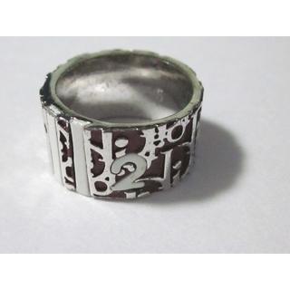 クリスチャンディオール(Christian Dior)のディオール トロッターリング (リング(指輪))