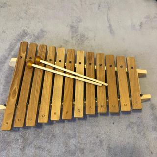 木琴 おもちゃ ボーネルンド 木のおもちゃ クレヨンハウス(楽器のおもちゃ)
