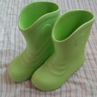 キッズ 長靴  18cm(長靴/レインシューズ)