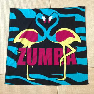 ズンバ(Zumba)の最新  ズンバ バンダナ(バンダナ/スカーフ)