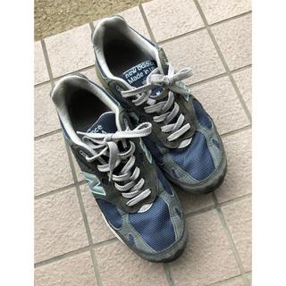 ニューバランス(New Balance)のnewbalnce 993 27cm ニューバランス993(スニーカー)
