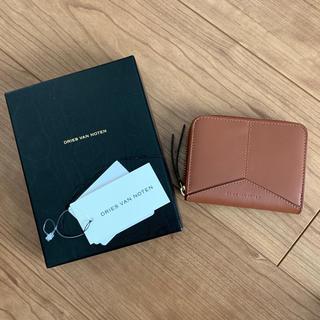 ドリスヴァンノッテン(DRIES VAN NOTEN)の新品 DRIES VAN NOTEN 財布 コインケース カードケース(財布)