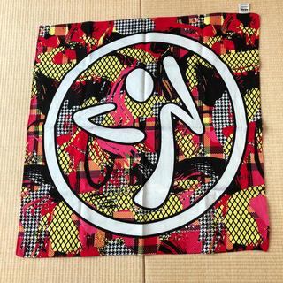 ズンバ(Zumba)のズンバ バンダナ  *出品中のバンダナ2枚¥2500対応可(バンダナ/スカーフ)