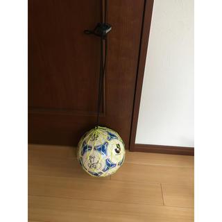 アディダス(adidas)のサッカー ワールドカップ1998フランス大会 公式球 ヴェルディ川崎 jリーグ (記念品/関連グッズ)