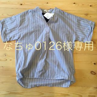 サンカンシオン(3can4on)のシャツ タンクトップ 2点セット(シャツ/ブラウス(半袖/袖なし))
