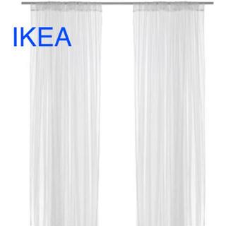 イケア(IKEA)の☆新品☆ IKEA ネットカーテン レースカーテン(レースカーテン)