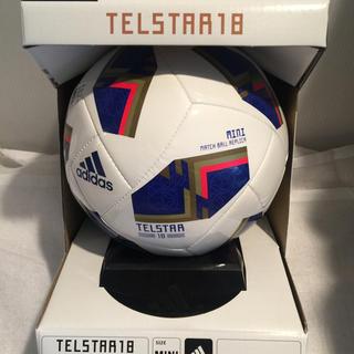 アディダス(adidas)のadidasサッカーミニボール テルスター18 Jリーグ ルヴァンカップ(記念品/関連グッズ)