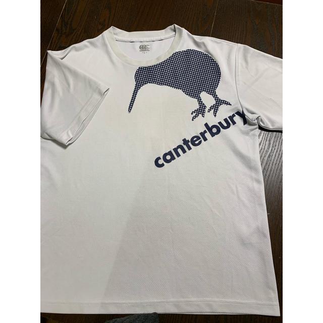 CANTERBURY(カンタベリー)のスポーツTシャツ スポーツ/アウトドアのスポーツ/アウトドア その他(ラグビー)の商品写真