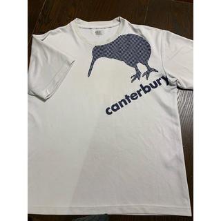 カンタベリー(CANTERBURY)のスポーツTシャツ(ラグビー)