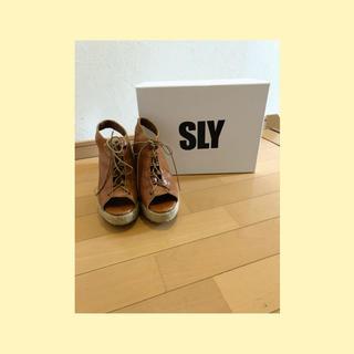 スライ(SLY)のスライサンダル(サンダル)