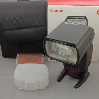 キヤノン(Canon)のコメット113様専用キヤノン 600EX II-RT(ストロボ/照明)