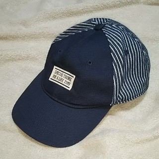 ジーユー(GU)の【新品】GU キッズキャップ(帽子)