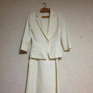 ナチュラルビューティーベーシック(NATURAL BEAUTY BASIC)のNBスーツ&Free'sブラウス(スーツ)