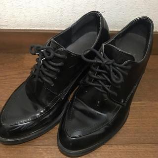 ナノユニバース(nano・universe)のnano universe ヒールシューズ(ローファー/革靴)