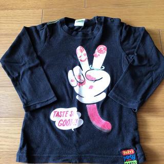 パーティーパーティー(PARTYPARTY)の【PARTY PARTY】ロンT 90㎝(Tシャツ/カットソー)