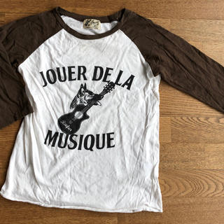 メゾンドリーファー(Maison de Reefur)のメゾンドリーファー ラグランTシャツ(Tシャツ(長袖/七分))