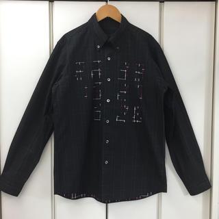 ソフネット(SOPHNET.)のSOPHNET. x TATSUO MIYAJIMA ボタンダウンシャツ(M)(シャツ)