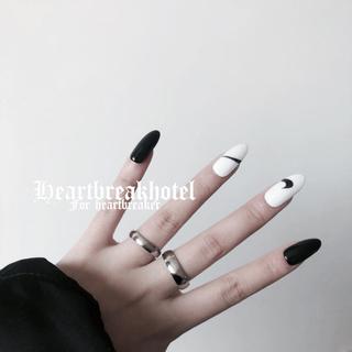♱ Vintage Silver Simple ring(リング(指輪))