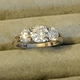 ダイヤモンドリング  2ct up(リング(指輪))