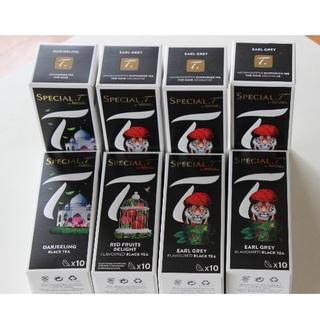 ネスレ(Nestle)のネスレ スペシャルT 8箱セット(茶)