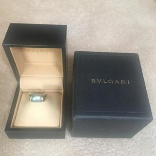 ブルガリ(BVLGARI)の綺麗 ブルガリリングブルートパーズ(リング(指輪))