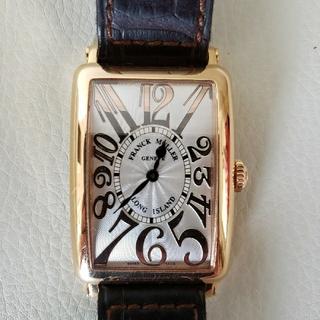 フランクミュラー(FRANCK MULLER)のフランクミュラー ロングアイランド(腕時計)
