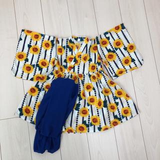 アンパサンド(ampersand)の新品☆浴衣90センチ(甚平/浴衣)