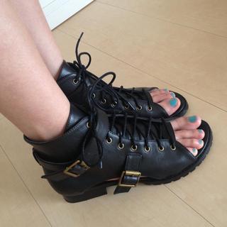 スライラング(SLY LANG)のSLY  LANG 靴(サンダル)