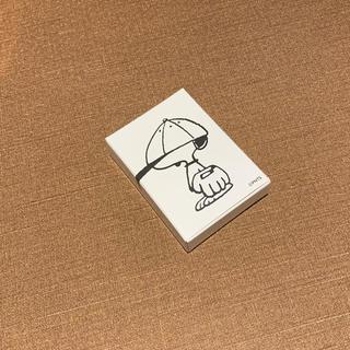 スヌーピー(SNOOPY)のスヌーピーミュージアム 特典(カード)