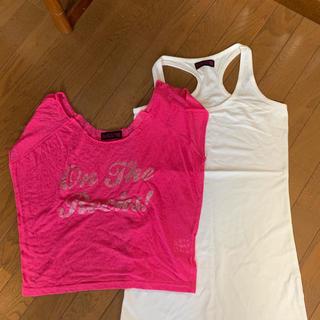 アビラピンク(AVIRA PINK)のアビラピンクTシャツ(Tシャツ(半袖/袖なし))