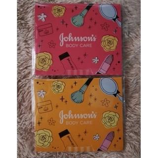 ジョンソン(Johnson's)のあぶらとり紙 2個セット ジョンソン ボディケア ノベルティ(その他)