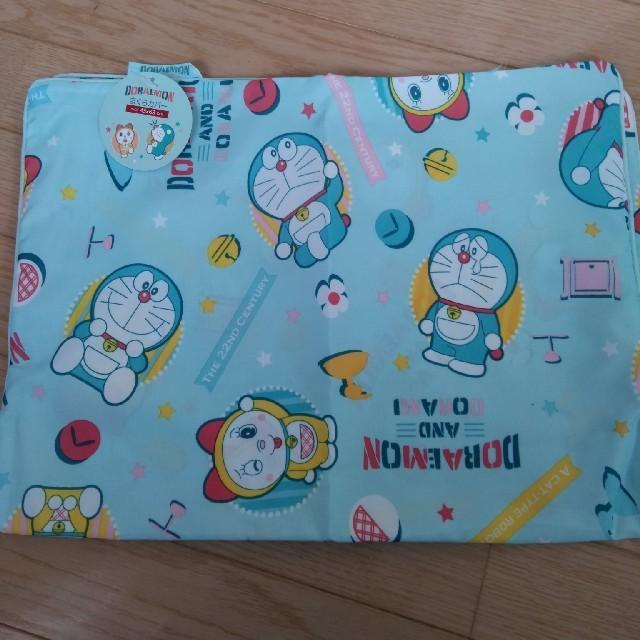 しまむら(シマムラ)のドラえもん枕カバー インテリア/住まい/日用品の寝具(枕)の商品写真