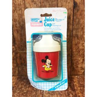 ディズニー(Disney)のベビーミッキー ジュースカップ 1984(その他)