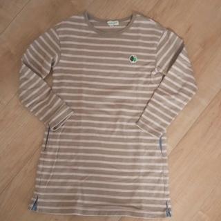 サンカンシオン(3can4on)の【Taritarika様専用】チュニック&スカート(Tシャツ/カットソー)