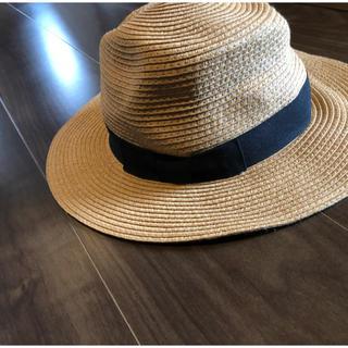 ジーユー(GU)のGU 麦わら帽子( ˘ω˘ )♡(麦わら帽子/ストローハット)